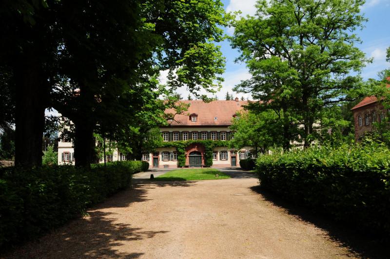 """Das """"weisse"""" Schloss"""