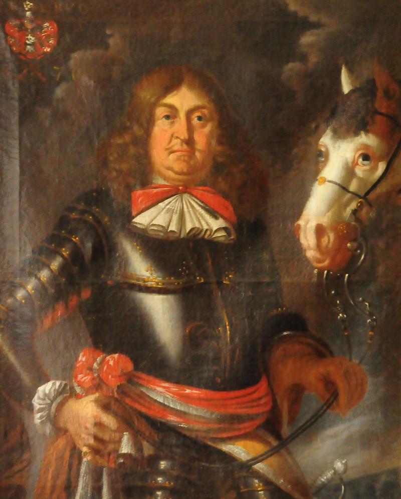 Stammvater Johann Ernst (1640 -1715)